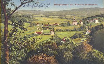 Sv. Križ pri Rogaški Slatini (ok. 1917)