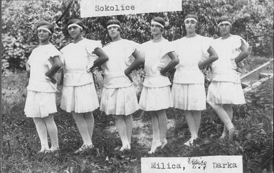 Ženska sekcija litijskih Sokolov
