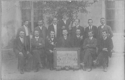 Litijski predvojni kegljaški klub