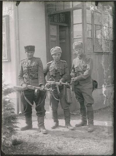 Rusi med drugo svetovno vojno