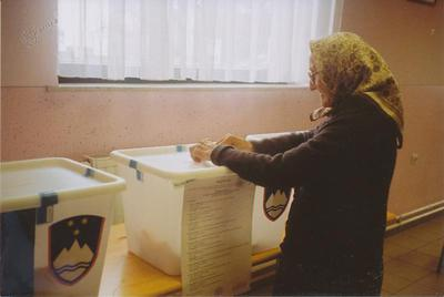 Na volitvah
