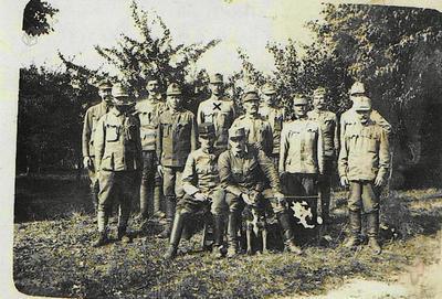Skupina vojakov