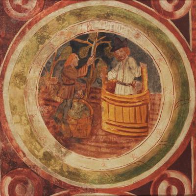 Kopija freske Janeza iz Kastva