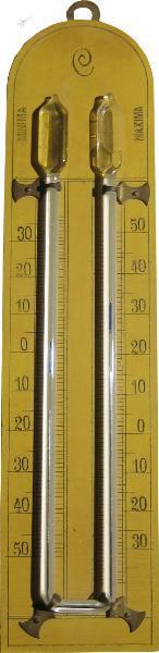 Zračni minimalno-maksimalni termometer