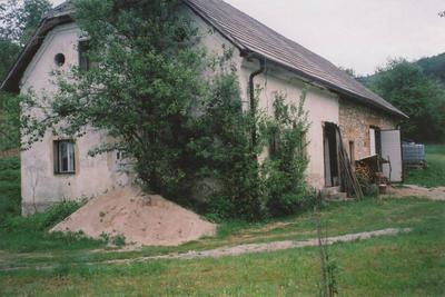 Mlinarska hiša Jarčevega mlina