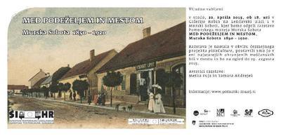 Murska Sobota 1850-1920