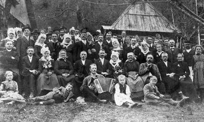 Poroki 1922 (Janez in Antonija Razinger, Simon in Katarina Smole