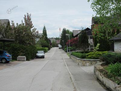 Vorančeva ulica v Novem mestu