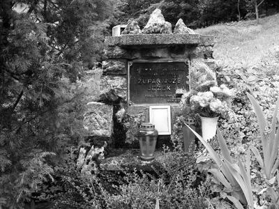 Spominsko obeležje padlemu Jožu Zupanu - Ježku