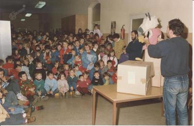 Prvi Otroški literarni popoldan, 1990