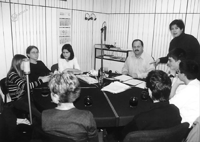 Medobčinski knjižni kviz na valovih Radia Ptuj, 2001
