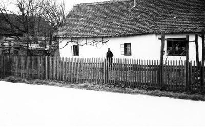 Vrečičeva rojstna hiša v Skakovcih