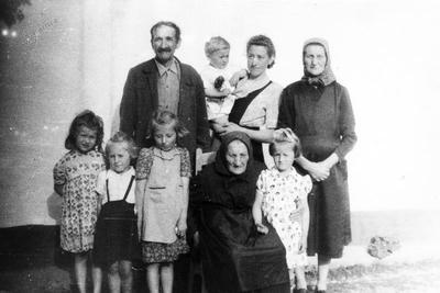 Družina Vrečič