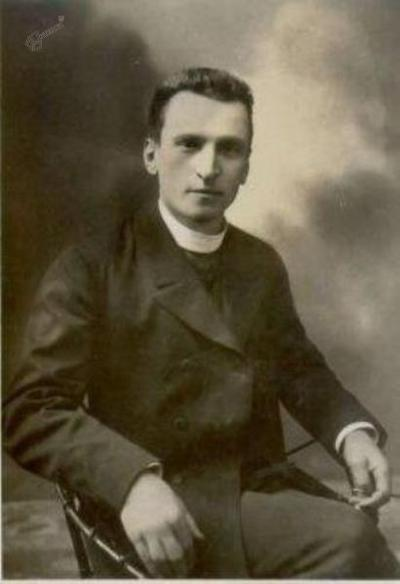 Dr. Avgust Stegenšek (1875-1920)
