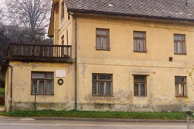 Gorenčeva hiša na Grbinski cesti