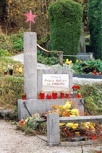 Pokopališče na Polšniku