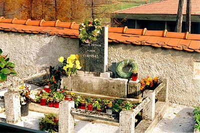 Pokopališče v Gabrovki
