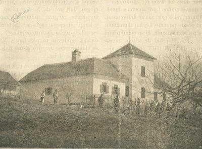 Rojstni dom dr. Franca Ivanocyja
