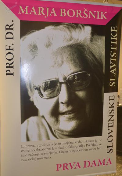 Marja Boršnik (1906-1982)