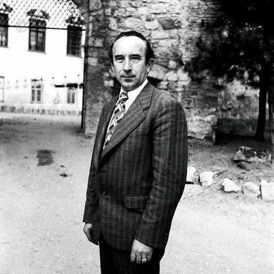 Upravnik Letovišča grad Borl ok. 1970
