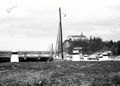 Dovoz na borlski most- 60. leta 20. stoletja