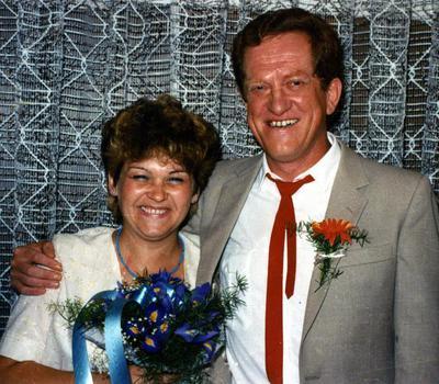 Poročna fotografija Tonija Gašperiča