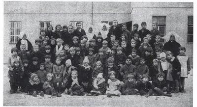Otroci zavetišča sv. Antona Padovanskega