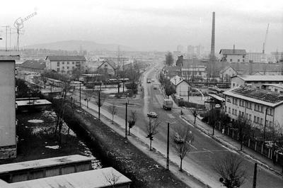 Savsko naselje na začetku zime 1971: petič