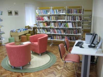 Knjižnica Zidani Most