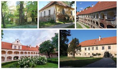 Gradovi in dvorci v Prekmurju