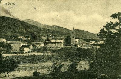 Panorama Sežane
