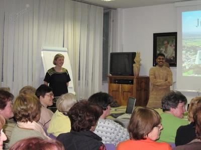 U3O Celje - potopisno predavanje o Južni Indiji