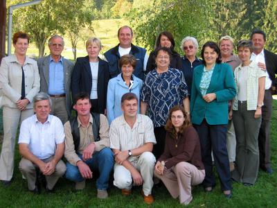 Etno odbor Jureta Krašovca za mandatno obdobje 2004-2008