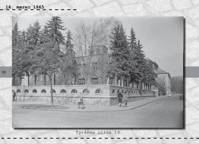 Maribor - Tyrševa ulica 19