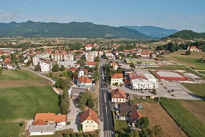 Pogled na Polzelo leta 2014