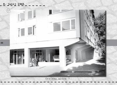 Maribor - Grajska ulica 7