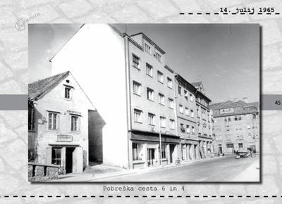 Maribor - Pobreška cesta 6 in 4
