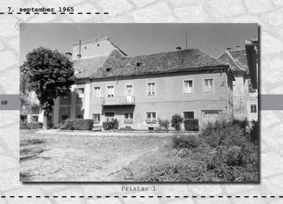 Maribor - Pristan 1