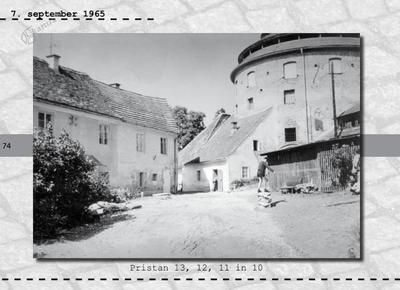 Maribor - Pristan 13, 12, 11 in 10