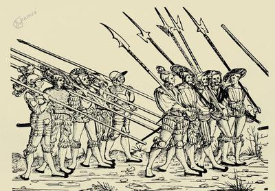 Najemniška vojska v 16. stoletju