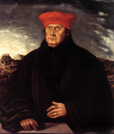 Kardinal Matthäus Lang von Wellenburg (1469 - 1540)