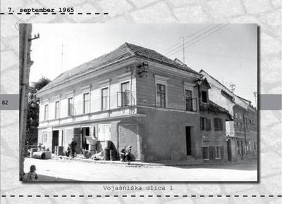 Maribor - Vojašniška ulica 1