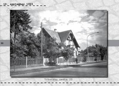 Maribor - Vrbanska cesta 20