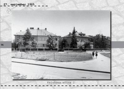 Maribor - Kajuhova ulica 2