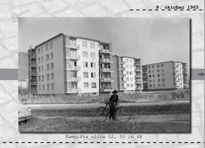 Maribor - Kamniška ulica 52, 50 in 48
