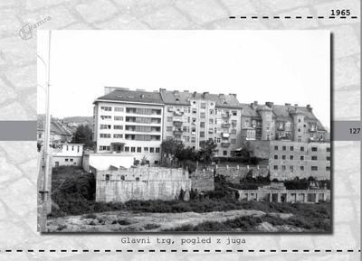Maribor - Glavni trg, pogled z juga
