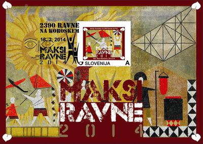 Maksi Ravne 2014