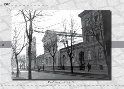 Maribor - Krekova ulica 3