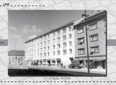 Maribor - Ulica Moše Pijade