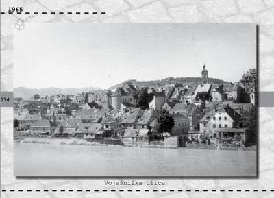Maribor - Vojašniška ulica